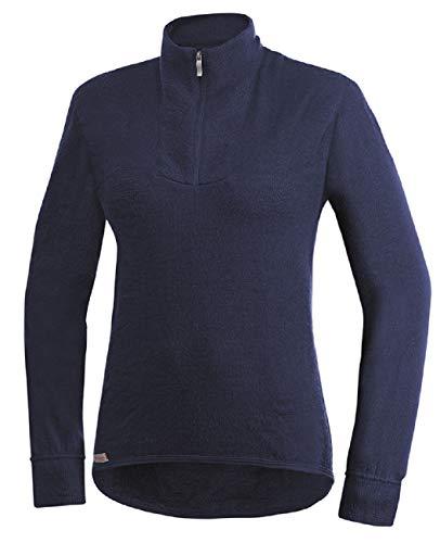 Preisvergleich Produktbild Woolpower 200 Turtleneck Long Sleeve Zipp Shirt Men - Unterwäsche,  dunkelblau - M