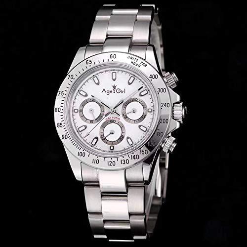 GFDSA Automatische horloges Luxe merk Heren Automatische mechanische horloges Roestvrij staal Zwart Wit Blauw Goud Zilver Diamanten Sporthorloge 40 mm