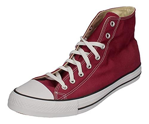 Converse - Chucks all Star Hi M9613 Maroon, Taglia:53 EU