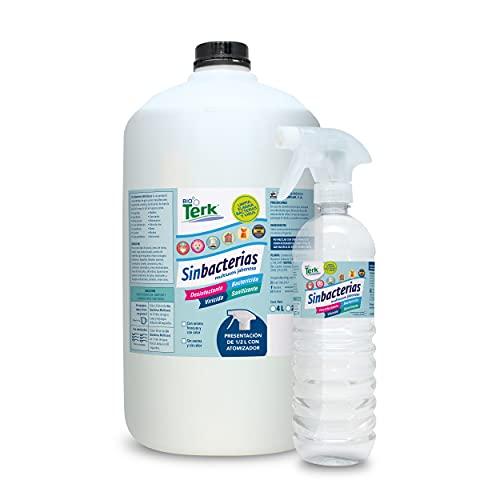 Detergente Hipoalergenico Mexico marca BioTerk