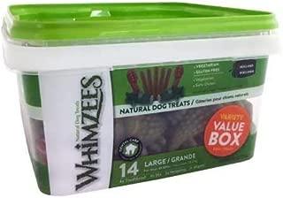 Whimzees Natural Grain Free Daily Dental Dog Treats Variety Packs