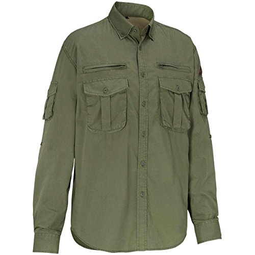 Swedteam Aamir M Shirt grün - Grün, XXXX-Large