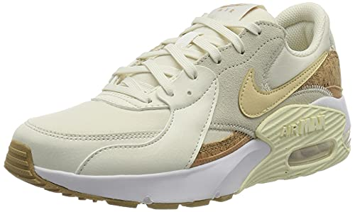 Nike Air MAX EXCEE, Zapatillas para Correr Mujer, Palas Ivory Pale Vanilla Coconut Milk, 40 EU
