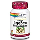 Solaray Dopabean, 333 mg | 60 Count