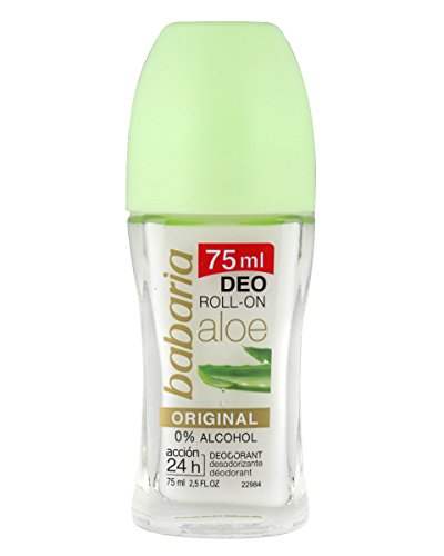 Babaria Aloe Vera Original Desodorante Roll On - 75 ml