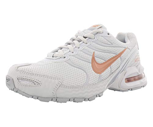 Nike Women's Air Max Torch 4 Running Shoes (9 M US, Pure Platinum/Metallic Rose Gold/Wolf Grey)