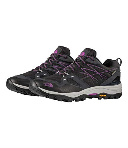 The North Face Women's Hedgehog Fastpack GTX, Ebony Grey/Purple Cactus Flower, Size 6