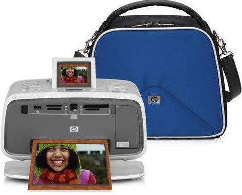 HP A712 PhotoSmart Compact Photo Printer