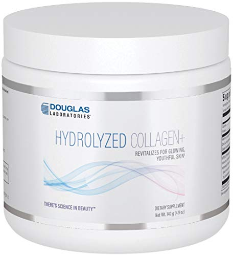 Douglas Laboratories Hydrolyzed Collagen+ | Revitalizes for Glowing, Youthful Skin | 4.9 Ounces