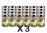 Lemonsoda Dose 72 x 330 ml. - Campari Group Lemon Soda