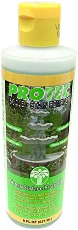 wholesale EasyCare wholesale new arrival ProTec Scale and Stain Remover, 8 oz. Bottle (2 Bottles - 16 Ounces) sale