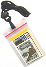 Money & ID Holder (Water Resistant) - Adjustable - No Metal Parts