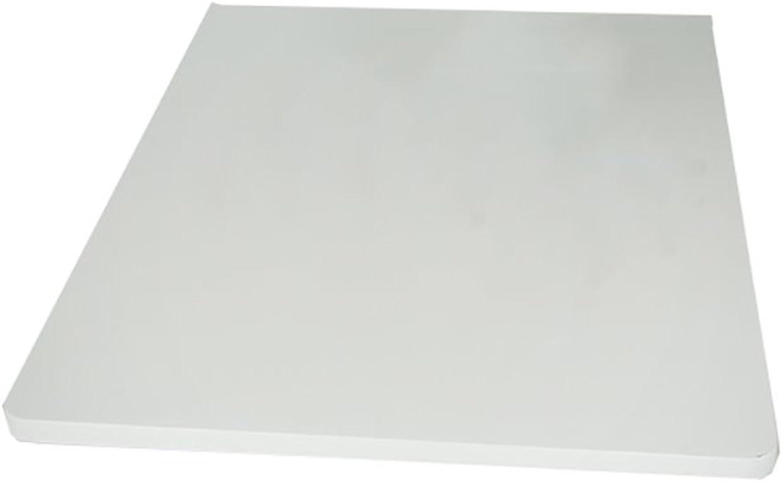 Djyyh Folding Table,Heavy Duty Wall Mounted Drop-Leaf Kitchen Dining Desk,Wooden Table Kids Desk Laptop Desk Workstations,70  45  36.5cm (color   White)