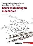 Esercizi di disegno meccanico. Con Contenuto digitale per download