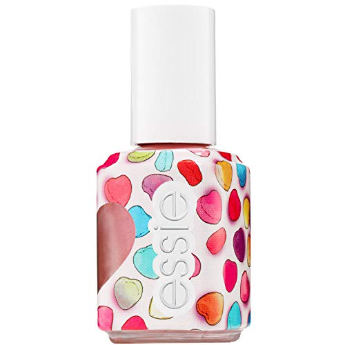 Essie Galentines 2019 Collection Crush & Blush Shimmer Nagellak, Baby Pink