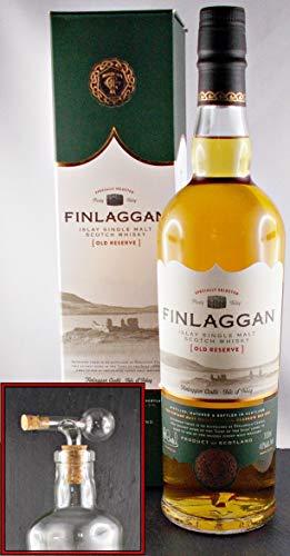 Finlaggan Old Reserve Islay Single Malt Whisky + 1 Glaskugelportionierer