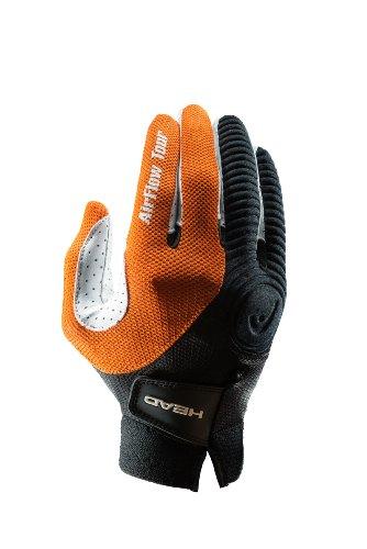 HEAD Airflow Tour Racquetball Glove, Right Hand, Medium