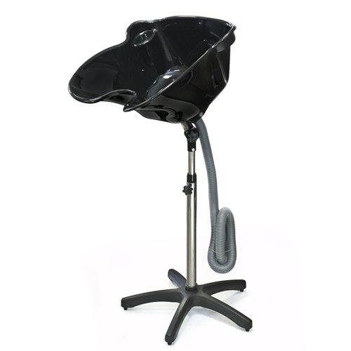 Best Choice® Freestanding Adjustable Height Shampoo Basin Hair Treatment Bowl
