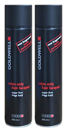 Goldwell Hair Lacquer Twin Pack (2 x 600ml) by Goldwell