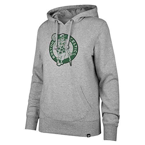 OTS NBA Boston Celtics Women's Fleece Hoodie, Iced, Large