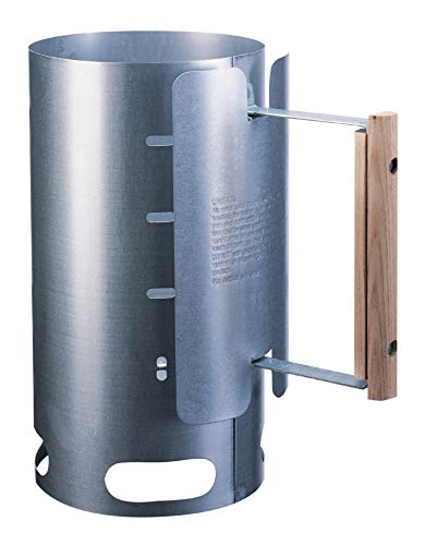 Lodge Chimney Charcoal Starter, 12 inch