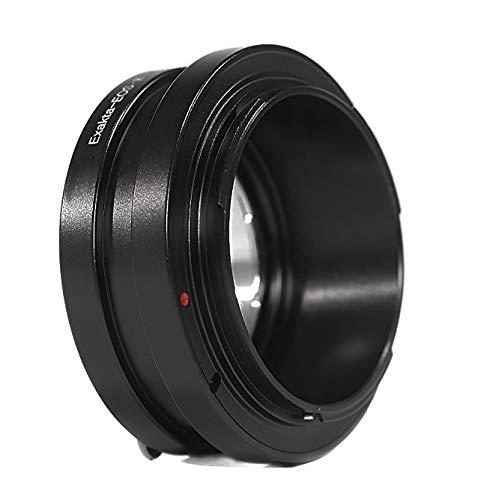 EXAKTA-RF Objektivadapter EXAKTA Objektiv für Canon EOS R Kamera EOSR RF Adapter