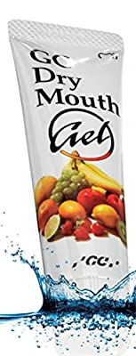 GC Dry Mouth Gel - 2 Tubes of Assorted Flavors