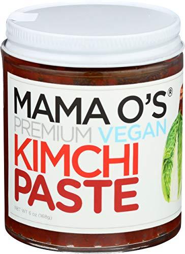 Mama O's, Kimchi Paste, 6 Ounce