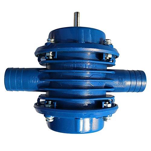 Majome Draagbare Waterpomp Zelfpriming DC Centrifugale Pomp voor Elektrische Boor
