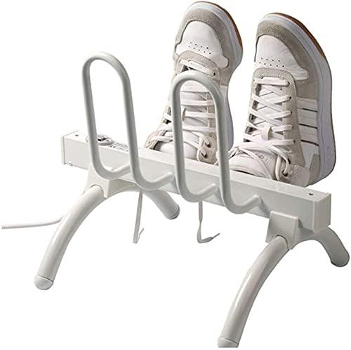 BGSFF Secador de Zapatos eléctrico portátil Secador de Zapatos Secador de Zapatos eléctrico, Independiente Secador, Calentadores de pies Desodorante Dispositivo deshumidificador para Zap