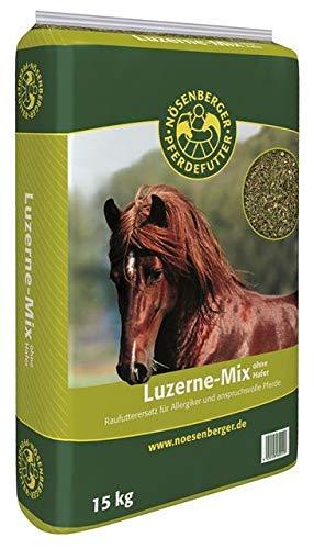 Luzerne Mix Noesenberger Pferdemüsli ohne Hafer --- Größe: 15kg