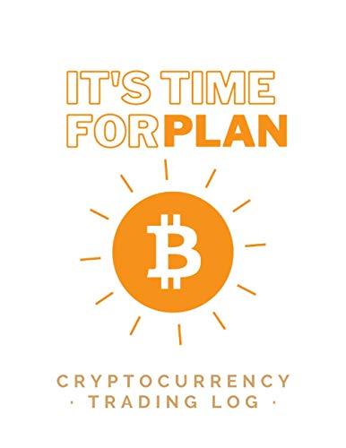 Registro di trading di criptovaluta Bitcoin per i commercianti di Forex: Notebook Bitcoin |120 pagine 8. 5  x 11  registro di trading di criptovaluta ... e panoramica delle perdite e delle perdite.
