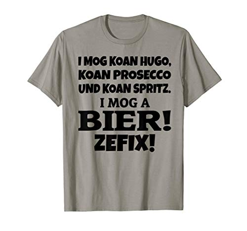 I Mog Koan Hugo Koan Prosecco Und Koan Spritz I Mog A Bier