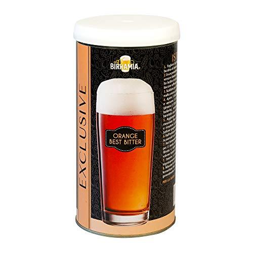 Birramia Malto Pronto Orange Best Bitter Exclusive (Malto luppolato) 1,8 kg = 23 Litri