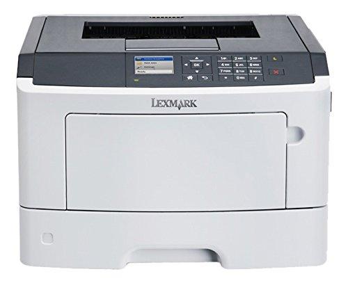 LEXMARK MS415dn monochrom A4 Laserdrucker + 2 OnSi