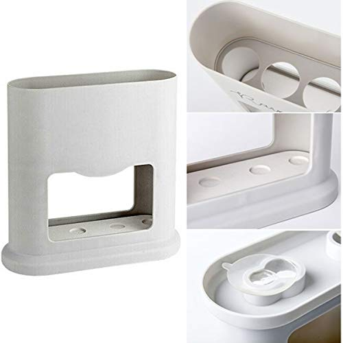 SOONHUA Umbrella Stand, Umbrella Stand Rack Holder with Drip Tray, Space Saving Organizer, Home Office Decor for Home Office Entryway