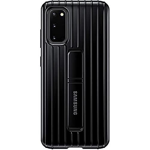 Samsung Original Galaxy S20 | S20 5G Protective Standing Cover/Mobile Phone Case - Black