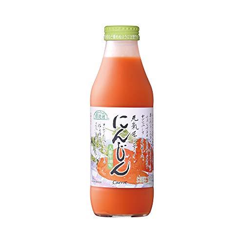 順造選 人参(にんじん果汁100%)500ml×6本入りセット