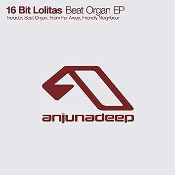 Beat Organ EP