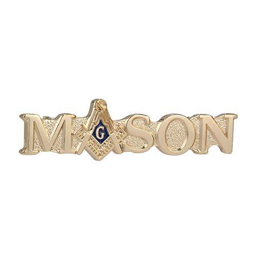 Fengteng Masonic Lapel Pin Freemasonry Gift