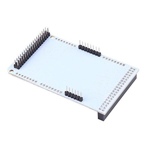 Changor Aktuelle LCD-Schutzfolie, installieren Sie die Schutzhülle Karte Touch Card Interface TFT Schild mit Metall