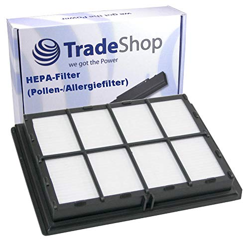 HEPA-Filter/Allergikerfilter/Pollenfilter/Hygienefilter für Kärcher VC 5200 VC 5300 VS5KC02/06 VS5KC02AU/06 VS5KC02CH/06 VS5KC02GB/06 VS5KC03/06 VS5KC03AU/06 VS5KC03CH/06 VS5KC03GB/06