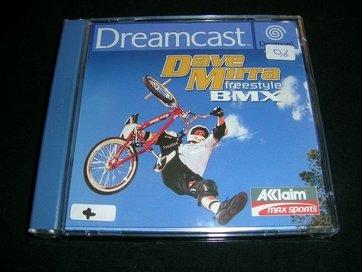DAVE MIRRA FREESTYLE BMX - DREAMCAST PAL