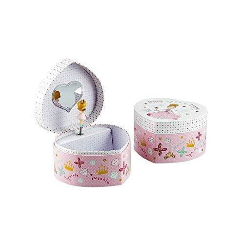 Floss & Rock Pretty Princess Musical Jewellery Box