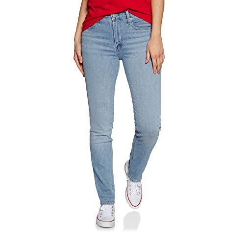 Levi's 724 Jeans Rectos de Talle Alto para Mujer