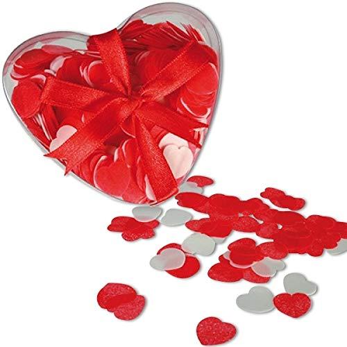 Pétales de Savon en Forme de cœur