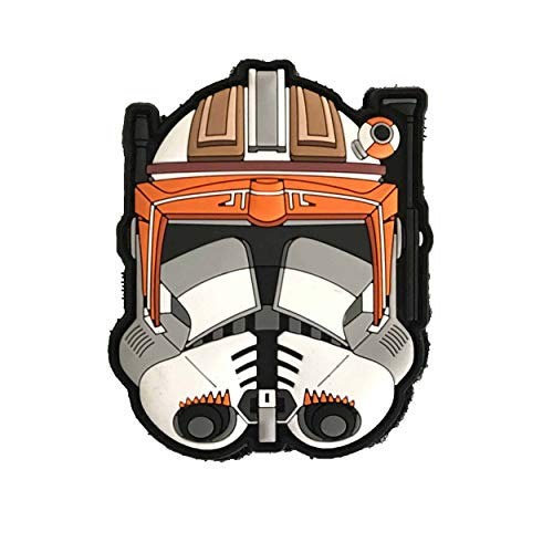 Cosplay Commander Cody Clone Helm Patch