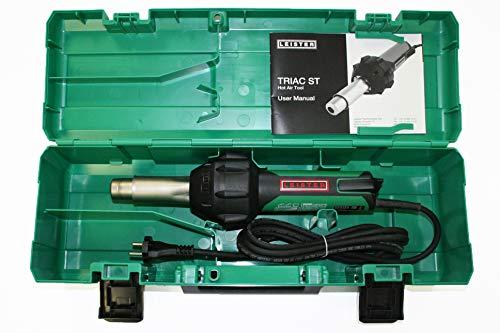 Pistola soldador profesional Leister Triac ST 230V/1600W con enchufe europeo