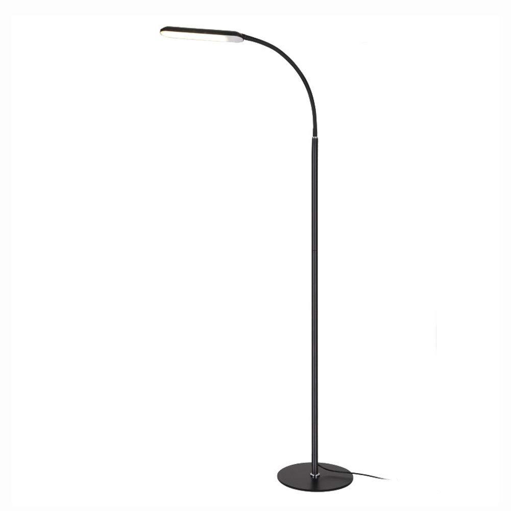 Lámpara de pie táctil LED, lámparas de pie 3 Temperatura de
