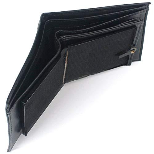 qingqingR Monedero Plegable para Mujer con Tarjetero y Billetera Corta